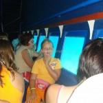 Caroline u staklenom brodu
