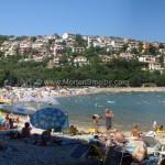 plaža-kamp Oliva-Rabac